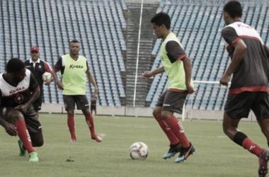 Amaral destaca melhora física e espera manter bom ritmo no Moto Club quando futebol for retomado