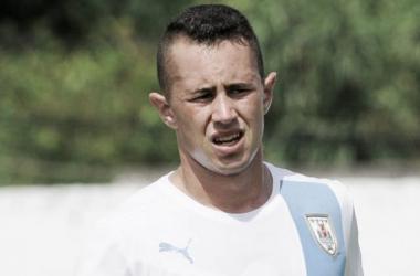 Rodrigo Amaral (Nacional) es el más jóven de los 23, con solo 17 años. Foto: Leonardo Carreño (Ovación)