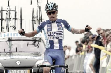 Amaro vai ter a oportunidade de correr corridas WorldTour // Fonte: fcporto.pt