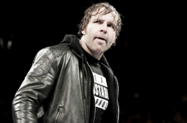 What WrestleMania Could Have Been: Dean Ambrose
