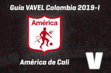 Guía VAVEL Liga Águila 2019-I: América de Cali