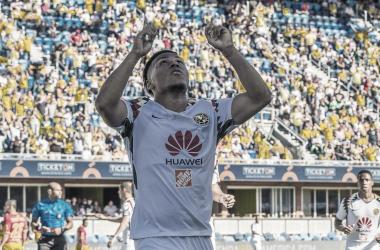 Roger Martínez // Foto: Club América
