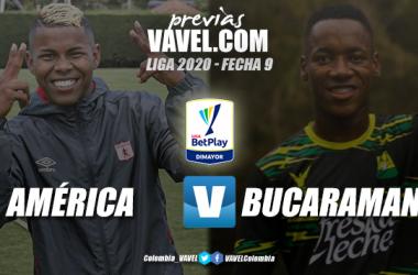 Previa América vs Atlético Bucaramanga: un duelo de dos equipos irregulares