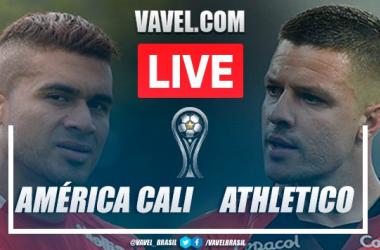 Resumen: América de Cali vs Athletico-PR en Copa Sudamericana 2021 (0-1)