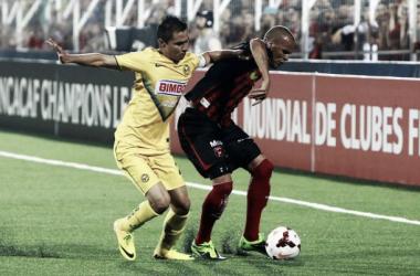 América - Alajuelense: Por el boleto a Cuartos de Final
