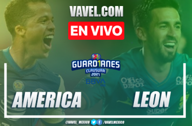 Goles y resumen del América 2-1 León en Liga MX 2021