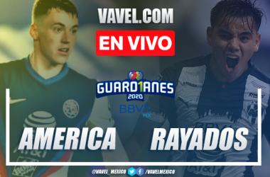 Goles y Resumen: América 1-3 Monterrey en Liga MX 2020