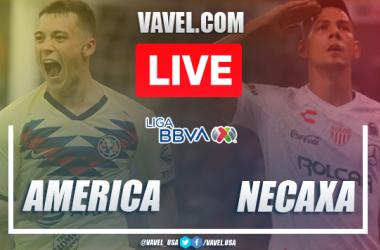 Goals and Highlights: América 0-3 Necaxa, 2020 Liga MX