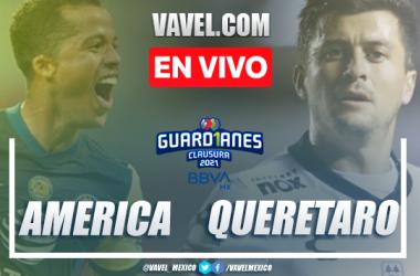 Goles y resumen: América 2-1 Querétaro en Liga MX 2021