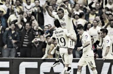 Las Águilas se impusieron en la final del Apertura 2014 por global de 3-1 ante Tigres (Foto: Vavel)