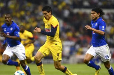 <font><font>América y Cruz Azul se verán las caras por cuarta ocasión en una final de liga | Foto: Internet</font></font>