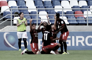 América venció a Junior y se clasificó a la segunda fase de la Liga Femenina