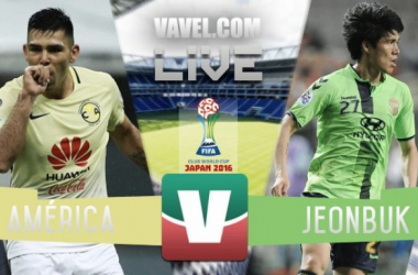 América vs Jeonbuk Hyundai (Foto: VAVEL México)
