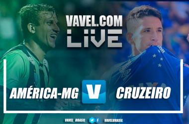 Resultado América-MG 1 x 2 Cruzeiro pelo Campeonato Brasileiro 2018