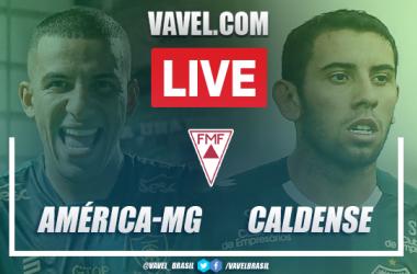 Gol e melhores momentos de América-MG 0 x 1 Caldense pelo Campeonato Mineiro 2021