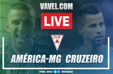 Gols e melhores momentos América-MG 1x0 Cruzeiro pelo Campeonato Mineiro