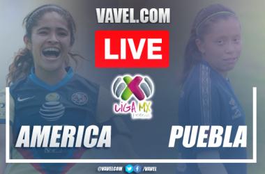 Goals and highlights: America 3-0 Puebla in Liga MX Femenil