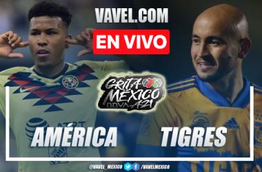 Goles y resumen del América 1-0 Tigres UANL en Liga MX