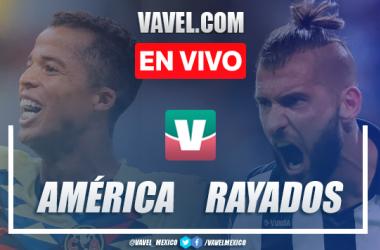 Resumen y goles:América 1-2 Rayados Monterrey en Amistoso Estados Unidos 2019