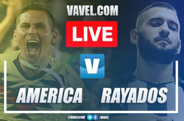 Goals and Highlights: America 4-2 Monterrey, Liga MX