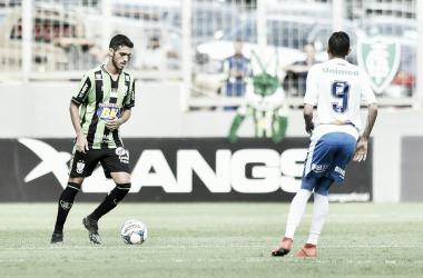 América-MG tropeça diante do rebaixado São Bento e permanece na Série B