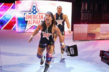 Chad Gable is relishing the chance to return to the United Kingdom (image: SkySports.com)