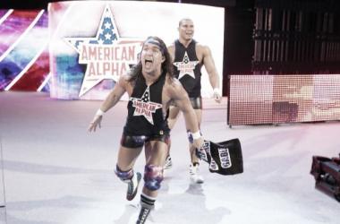 Did WWE make the most of American Alpha? Photo-WWE.com