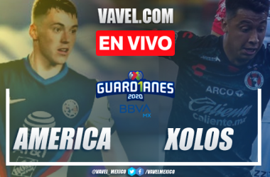 Goles y resumen: Club América 4-0 Xolos de Tijuana en Guard1anes 2020 Liga MX