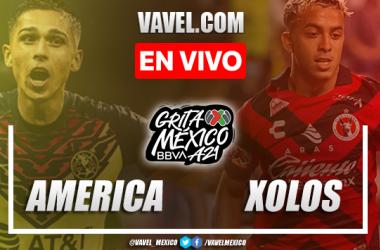 Goles y resumen del América 2-0 Xolos Tijuana en Liga MX