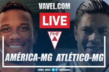 Melhores momentos de América-MG 0 x 0 Atlético-MG