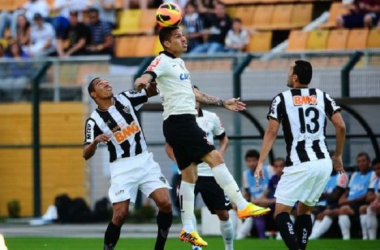 Atlético-MG x Corinthians, Campeonato Brasileiro