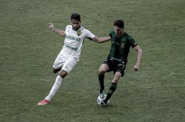 América-MG 0 a 0 Cuiabá (CBF / Divulgação)