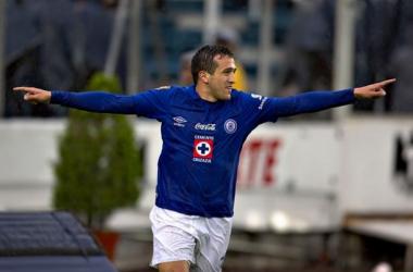 Jerónimo jugo la pasada jornada con la Sub 20 de Cruz Azul. (Foto: Imago7).