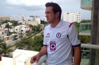 """Amione: """"Quiero ser campeón con Cruz Azul"""""""