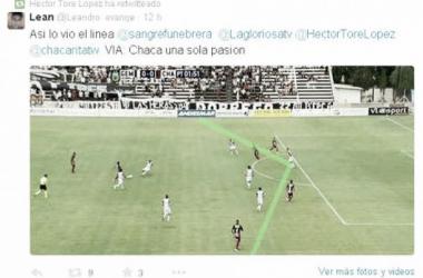 Irónico, el presidente de Chacarita se descargó en las redes sociales. Foto: ole.com.ar