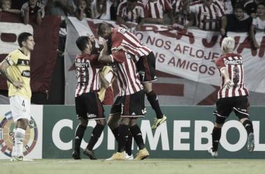 Resultado Barcelona - Estudiantes de la Plata por la Copa Libertadores 2015 (0-2)