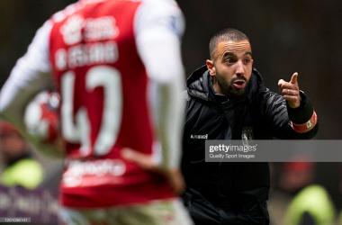 Rúben Amorim já é treinador do Sporting