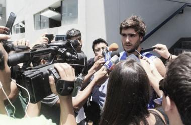 Ampuero militó en el recientemente refundado Parma italiano. Foto: americatv.com.pe