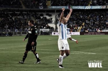 El Málaga iguala al Granada en derrotas