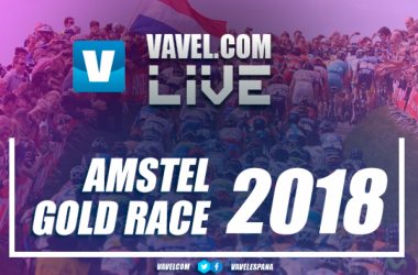 Resumen Amstel Gold Race 2018