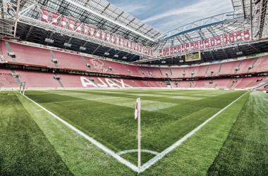 Johan Cruyuff Arena, casa do Ajax (Foto: Reprodução / Ajax)