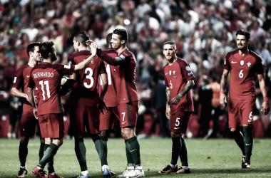 Análisis táctico de Portugal 2018: un juego particular