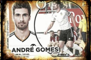 Quanto jeito dava este André Gomes no período pós-Enzo?