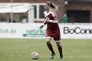 Ana Maria Crnogorčević has put pen to paper on a one-year-contract extension.  Source: foto2press.de