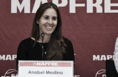 """Anabel Medina: """"Ha sido una decisión complicada y todas la jugadoras han demostrado su disponibilidad"""""""