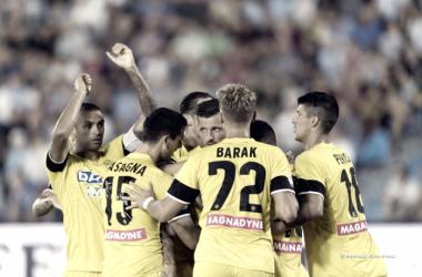 Udinese - Ora la pausa, vista la partenza, serviva come il pane