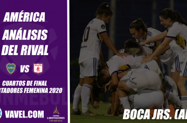 América de Cali, análisis del rival: Boca Juniors (Cuartos de final, Libertadores Femenina 2020)