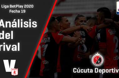 América de Cali, análisis del rival: Cúcuta Deportivo (Fecha 19, Liga 2020)