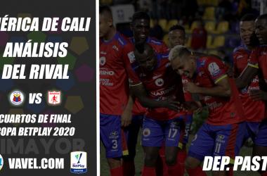 América de Cali, análisis del rival: Deportivo Pasto (Cuartos de final, Copa 2020)