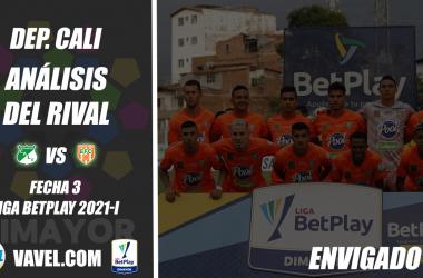 Deportivo Cali, análisis del rival: Envigado FC (Fecha 3, Liga 2021-I)